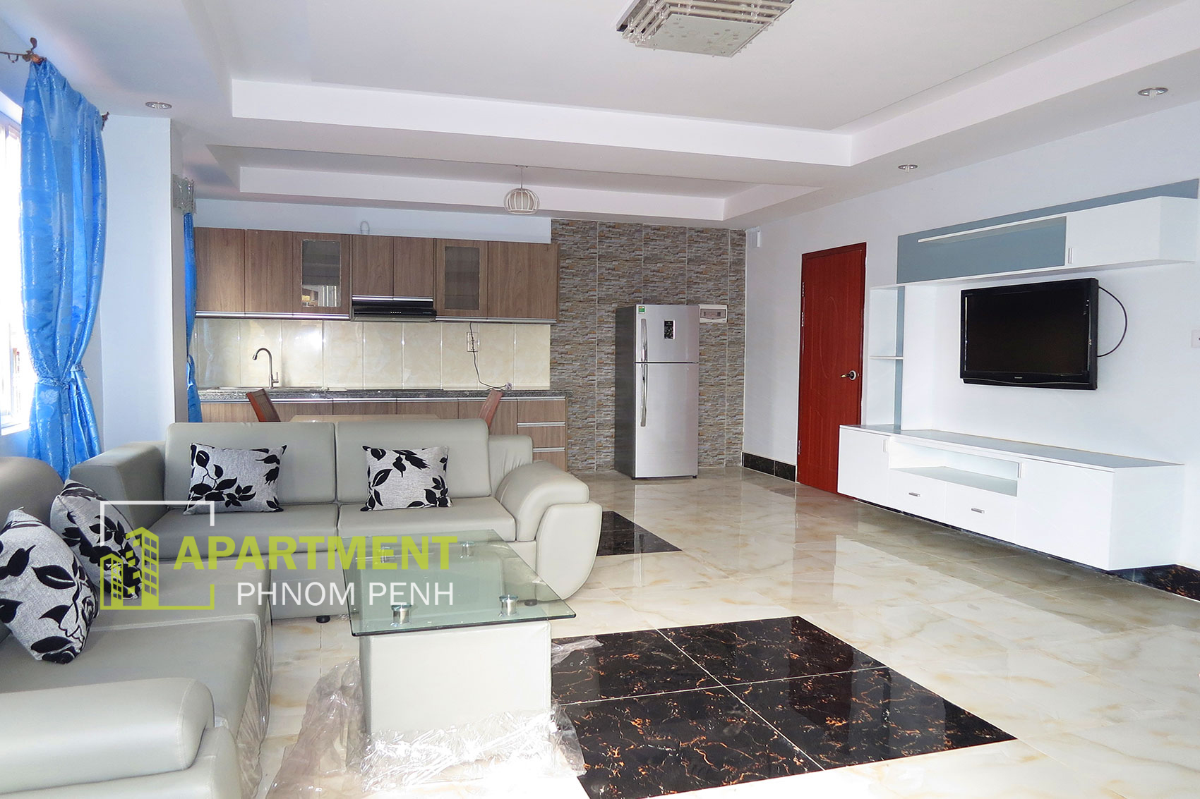 Bright Spacious Fully Furnished Apartment