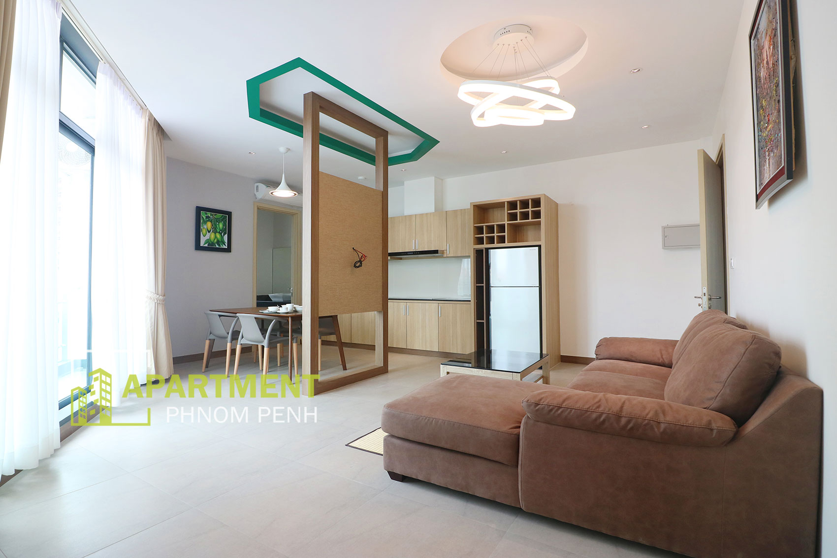 Brand new Western Style Apartment with Swimming Pool