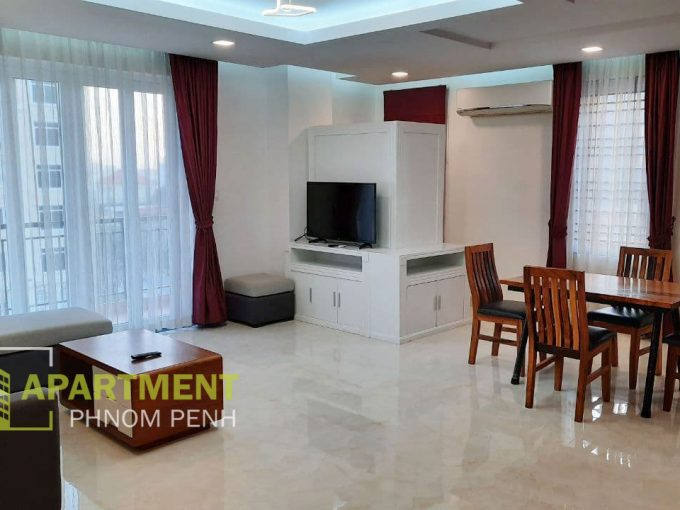 Spacious Western Style, Fully Furnished Apartment